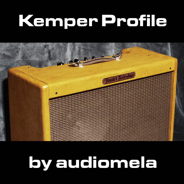 Fender Kemper Profile Tweed