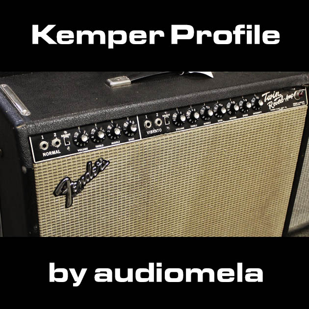 Fender Kemper Profile Twin