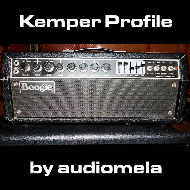 kemper mesa boogie profile
