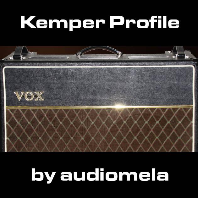 kemper vox profile