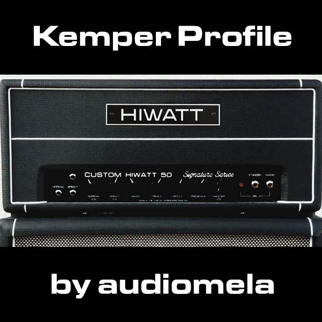 HIWATT Kemper Profile