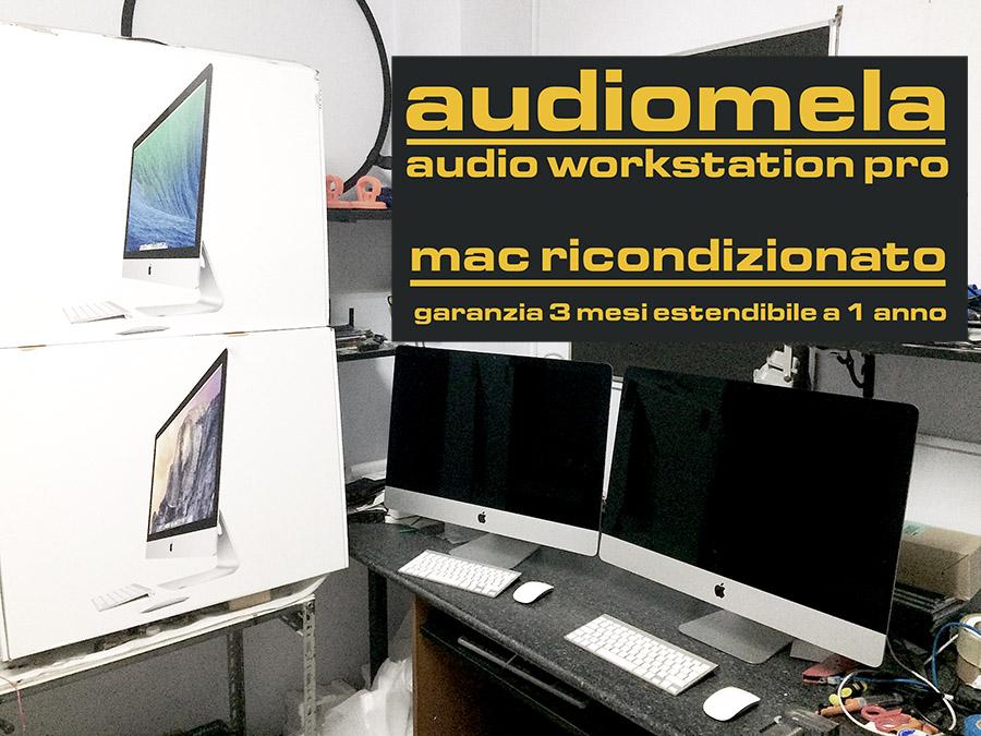 iMac 21.5 usato
